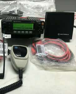 Motorola Xtl2500 800 Mhz P25 Digital Mobile Radio M21urm9pw1an