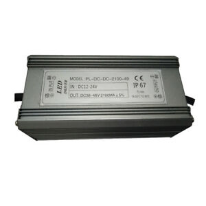 Dc Low Voltage Waterproof Booster Street Lamp Power Supply Led Drive Power