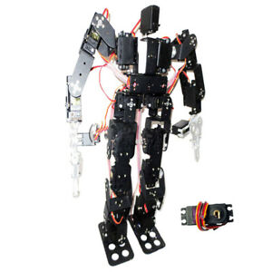 19 dof Intelligent Biped Humanoid Robot Dancing Robot With Remote Control