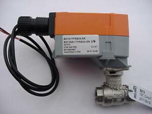 Belimo Tfrb24 sr Actuator 1 2 Valve Ships On The Same Day Of The Purchase