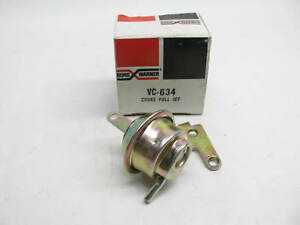 Secondary Carburetor Choke Pull Off Bwd Vc634 For 2 8l Gm Rochester 2bbl