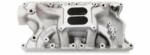 Edelbrock Performer Rpm Intake Manifold 7181 Ford Sb V8 351 Fits Windsor Heads