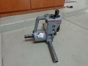 Ridgid 960 Roll Groover Fits 300 535 1822 Pipe Threader