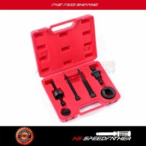 Gm Ford C2 C111 Power Steering Pump Pulley Puller Remover Installing Tool Set