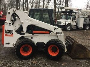 Bobcat A300 With Only 1600 Original Hours 2501