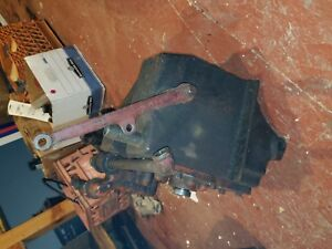Farmall H Tractor Hydraulic Pump Complete Unit Ihc Early Sh Part Belly Pump