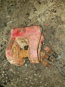 Farmall Super M Sm Tractor Ih Swinging Drawbar Anchor Mount Bracket Pin An Bolts