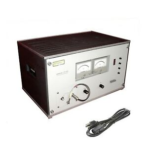 Statron Typ 4205 Bench top 1500v 2 200ma Variable Ac Power Supply