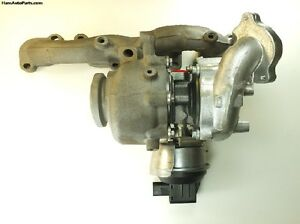 429 Rebuilt Vw 2 0 Tdi Turbocharger Complete 05 16 Turbo Cjaa Cbea