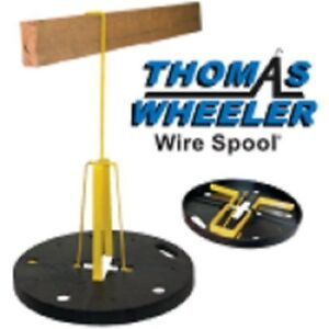 Rack a tiers 19455 Thomas Wheeler Wire Spool By Rack a tiers