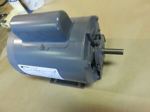 Magnetek B590 1 2 Hp 115 230 Volt Electric Motor Cat 10 177636 22