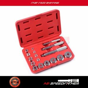 With Driver Handles And End Diameter Bearing Race Seal Drive Set 17 Pcs