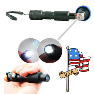Mini Handheld Led Cold Light Source Connector Fit Wolf storz olympus Endoscope