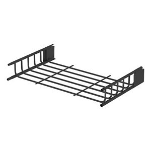 Curt 18117 Roof Mounted Cargo Rack Extension Adds 6 Sq Ft Of Storage 21x37x4