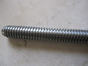 South Bend 13 Lathe Cross Slide Screw