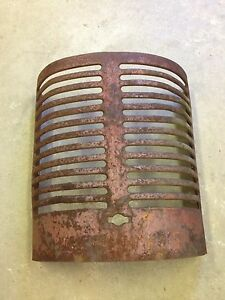 Massey Harris Pony Grille Mh Tractor Grill