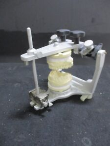 Whip Mix Dental Laboratory Articulator For Occlusal Analysis W Facebow