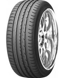 2 New Roadstone Nexen N8000 255 35r19 Zr 96w Xl High Performance Tires