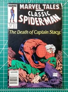 Marvel Tales Spider Man #225 226 1989 Death of Captain Stacy Stan Lee SALE $9.99