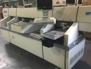 Mydata My15e Pick Place Machine