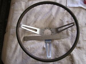 Vintage Chevrolet Steering Wheel