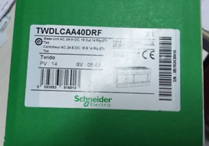1pc New In Box Schneider Twido Plc Twdlcaa40drf rs19