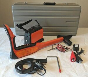 excellent Metrotech 810 dx Cable Pipe Locator Underground Line Tracer 810dx r