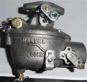 Minneapolis Moline Carburetor Model U Ut H Marvel Schebler Tsx 67 Carb Very Nice