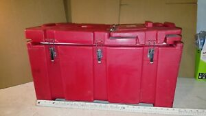 Cambro 100mpc Camcarrier Red Top Loading Pan Carrier 12x20