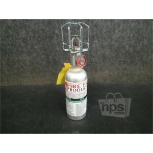 Halon Ss 30 Fire Extinguisher Straight Auto Deploy Clean Agent Gas Mfg 11 18