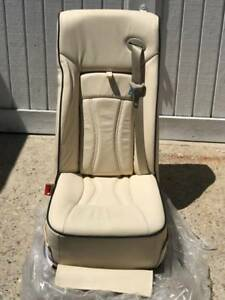 Cream Leather Bus Seats For Mercedes Sprinter Van Conversion Rv Motorhome