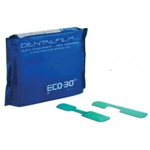 Ergonom X Similar 1x Dental Xray Film Eco 30 Self Developing X Ray Films 50pcs