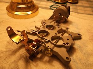1969 Shelby Mustang Ford 4300 Carburator 4 Sp Base Plate Restored