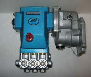 Cat 5cp6120cssg1 Plunger Triplex Pump With Gearbox 6 7 Gpm 1600 Psi