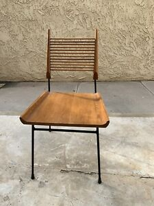 Mid Century Modern Paul Mccobb Maple Shovel Chair For Winchendon