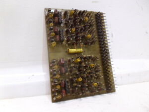Ge Fanuc Ic3600lsrb1a Shift Register Card used