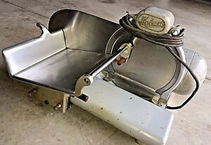 Hobart Vintage Antique Classic Industrial Heavy Duty Butcher s Meat Slicer