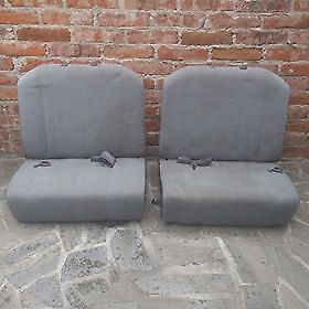 2 Toyota Previa 1993 Back Seats With Mount Hardware