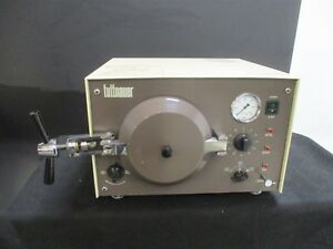 Used Tuttnauer 1730m Dental Lab Autoclave Steam Sterilizer For Instruments