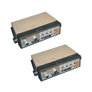 Lot Of 2x Bk Precision Dynascan 3020 2mhz Bench top Sweep function Generator