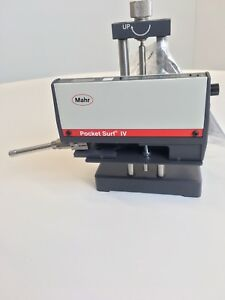 Mahr Pocket Surf Iv surface Finish Profilometer With Stand