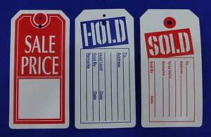 Tags With Slit Merchandise Tags Available In Variety Of Design Quantities