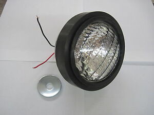 John Deere Fender Light With Washer Head Light 2010 2510 3010 4010 3020 4020