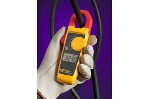 Fluke 323 True rms Clamp Meter 4152628 600v Multimeter