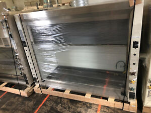 2007 6 Mott Chemical Fume Hood