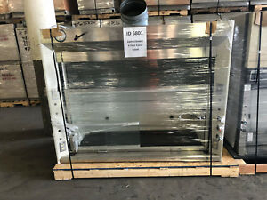 6 Jamestown Isolator Ii Fume Hood Dual Two Way Sash
