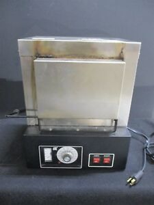 E r c 500 Series P Dental Lab Furnace For Restoration Material Heating