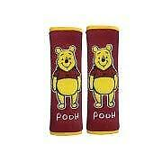Winnie The Pooh Seat Belt Covers Pair Superb Winnie The Pooh Gift For Car