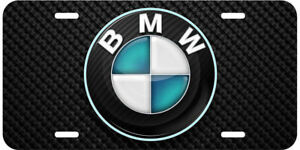Bmw Logo License Plate Cover Vanity Novelty Decorative Car Auto Tag18
