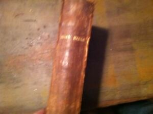 X 10 Antique Holy Bible 1961 Civil Was Era American Bible Society George Krone